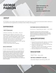 resume template cv templates and student pertaining 89 extraordinary layout of a resume template