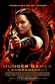 Hunger Games  L'embrasement