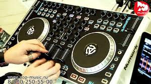 <b>DJ контроллер NUMARK</b> N4 - YouTube