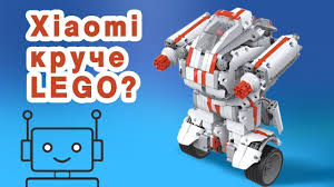 <b>Конструктор Xiaomi MITU</b>: обзор сборка сравнение С LEGO ...
