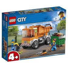 <b>Конструктор LEGO</b> City <b>Мусоровоз 60220</b> в Москве: отзывы ...