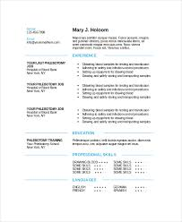 modern blue phlebotomy resume template phlebotomy resume