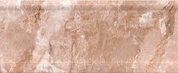 Constante Gioia 10x25 <b>бордюр</b> от <b>Creto</b> купить <b>керамическую</b> ...