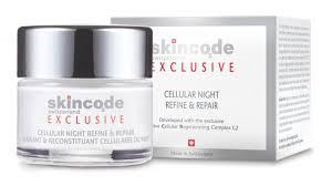 <b>Cellular Night</b> Refine & Repair – <b>Skincode</b>