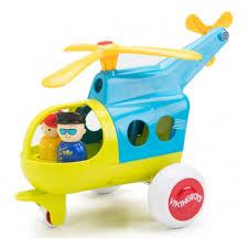 <b>Игровой набор</b> VIKINGTOYS 701272 Вертолет Jumbo <b>New</b> с 2 ...