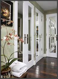 Update Mirrored Closet Doors  C