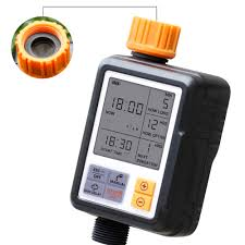 <b>LCD Screen Electronic Automatic</b> Water Timer Sprinkler Controller ...