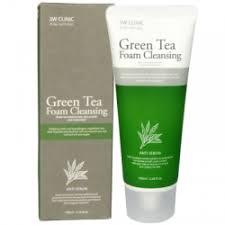 "Отзывы о <b>Пенка для умывания</b> 3W Clinic ""<b>Green</b> Tea Foam ..."