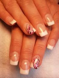 28 Best <b>French</b> and <b>crystal</b> acrylic manicures images | Manicure ...