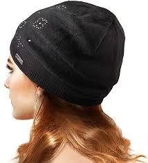 LADYBRO <b>Wool</b> Slouchy Beanie Knit Hats for Women <b>Double</b> ...