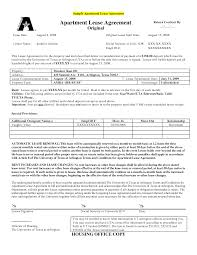 best photos of apartment contract template apartment rental photos of apartment contract template