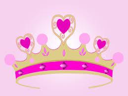 pink princess crown d