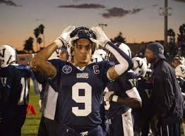 Washington State receiver Gabe Marks as a senior at Venice High School in Venice  Calif