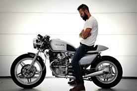 Pin by Lookastic on <b>Men's</b> Look of the Day | <b>Cafe</b> racer motorcycle ...