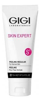 GiGi <b>пилинг для лица out</b> serial peeling regular for normal skin 75мл