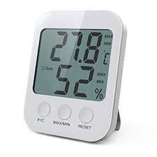 <b>ORIA Thermometer Humidity</b> Monitor, <b>Digital Hygrometer</b> ...