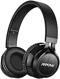 Mpow Thor Bluetooth Headphones, Hi-Fi Stereo <b>Wireless Headset</b> ...