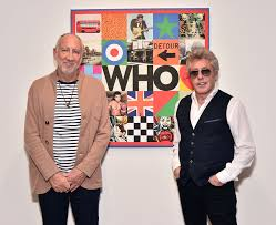<b>The Who</b> Preview New Album '<b>WHO</b>' With Single 'Ball and Chain ...