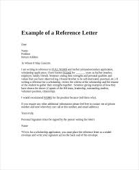 employment reference letter  word excel pdf documents  employment reference letter doc