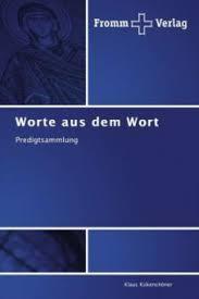 Worte aus dem Wort - Klaus Kükenshöner