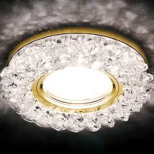 Точечный <b>светильник Ambrella Light S701</b> CL/GD/WH - купить ...