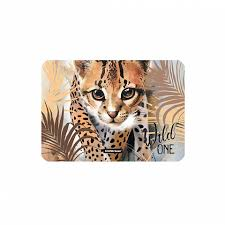 <b>Подкладка настольная</b> пластиковая <b>ErichKrause</b>® Wild Cat, А4 (в ...