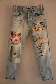 SIZES High Waist Destroyed Boyfriend <b>Jeans</b> Distressed and   Etsy