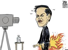 Image result for marco rubio broke cartoons