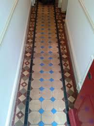 Terracotta Kitchen Floor Tiles Victorian Tiled Hallway And Terracotta Kitchen Floor In Shrewsbury