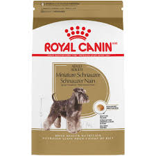 <b>Royal Canin</b> Breed Health Nutrition <b>Miniature</b> Schnauzer Adult Dry ...