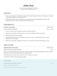 how to write a resume sample com resume format human resource manager profile experience