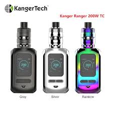 Online Shop <b>Kangertech</b> Ranger 200W TC Box MOD Adjustable ...