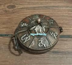 Diameter 9CM!!!Nepal/Asian antique <b>Tibet</b> Old <b>Handwork 1 Pair</b> ...