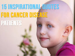 15 Inspirational Quotes for Cancer Disease Patients via Relatably.com