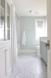 ideas bathroom tile color cream neutral: the pale neutral colors create a spa atmosphere in this bathroom the shaker cabinet fronts