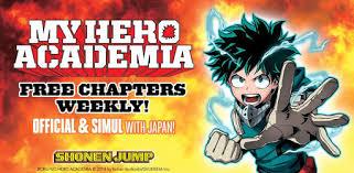 Shonen Jump Manga & <b>Comics</b> - Apps on Google Play