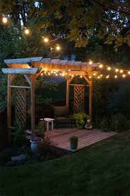 patio outdoor string lights woohome 11 backyard string lighting