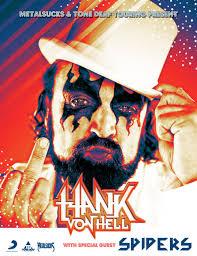 <b>HANK VON HELL</b> (Rescheduled from 1/24) | First Avenue