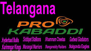 Kabaddi Premier League In Telangana | Officially Approved By The ...