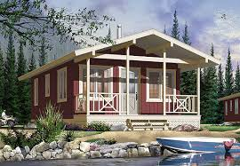 Wanna Get Away  Tiny House Plans for Off Grid Living   DFD    This tiny home is a great beach house for a coastal setting  At square feet it gives the occupant plenty of living space   efficient floor planning