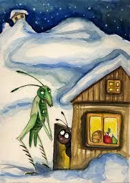 Resultado de imagem para imagens do livro a cigarra e a formiga