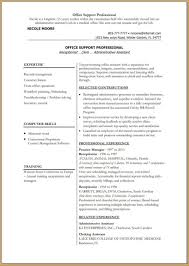 resume sample for administrative assistant position resume sample for administrative assistant position resume template job fast food restaurant manager objectives for mesmerizing