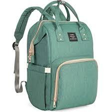 Diaper Backpack, Large Capacity Baby Bag, Multi ... - Amazon.com