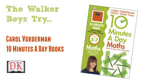 Kids Book Review  Carol Vorderman Maths Made Easy  and others