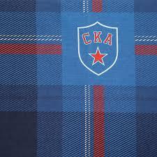Комплект постельного белья SKA <b>Hockey</b> Mafia (1,5 сп., 2 нав ...