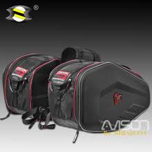 Online Shop <b>58L Waterproof</b> One Set Motorcycle Saddlebag ...