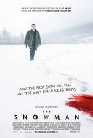 The <b>Snowman</b> (2017 film) - Wikipedia