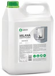 """<b>Жидкое</b> крем-<b>мыло Grass</b> """"Milana. Жемчужное"""", 5 кг — купить в ..."""