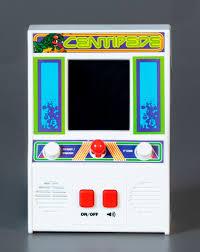 handheld video <b>game</b> | <b>arcade game</b>: Centipede Handheld <b>Mini</b> ...
