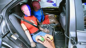 <b>Rear</b>-seat occupant protection hasn't kept pace with the <b>front</b>